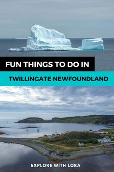 Twillingate Newfoundland is one of the cutest towns in Canada! Don't miss these fun things to do in Twillingate including whale watching, boat tours, icebergs, beach boil ups, restaurants, lighthouses and more. This post has all the best things to do in Twillingate Newfoundland. #Newfoundland #Twillingate Canadian Holidays, Canadian Travel, Boat Tours, Whale Watching, Newfoundland, Lighthouses, Outdoor Travel, Cool Places To Visit, Adventure Travel