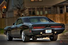 1969 Dodge Charger. The Most Iconic Mopar Muscle Cars at: http://hot-cars.org