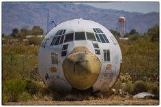C-130 Hercules . . .