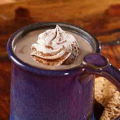 Nestle's hot cocoa recipe: My favorite!  I could drink this by the pot full!