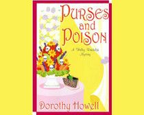 "In the story, Top Model Claudia Gray is found dead in the ladies room during a luncheon and fashion show.     Continue reading on Examiner.com Pass on ""Purses and Poison"" by Dorothy Howell - National Mystery Books 
