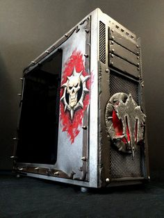 "World of Warcraft ""Warlords of Draenor"" Antec Eleven Hundred Case Mod Tribute"