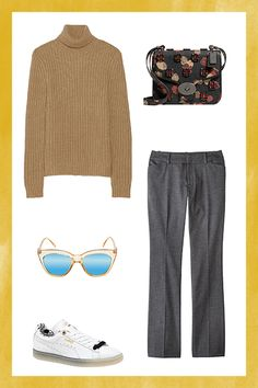 d6f4e513302 How To Wear All The Weird Things In Your Closet. Long CutBig SunglassesCrazy  ...