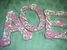 my next craftt Alpha Phi Sorority, Sorority Life, Arts And Crafts, Diy Crafts, Misfits, Girls Wear, Craft Gifts, Bordeaux