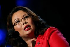 Rep. Tammy Duckworth, double amputee, slams IRS worker on ...