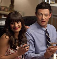 """When Cory Monteith First Met Girlfriend Lea Michele: """"I Was Nervous!"""""""