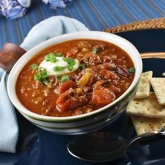 Bobs Little Known, Less Cared About Chili - Allrecipes.com