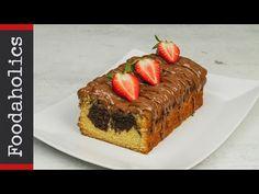 Νηστίσιμο δίχρωμο κέικ χωρίς μίξερ | foodaholics - YouTube Pastry Recipes, Sweet Recipes, Cheesecake, Vegan, Desserts, Cakes, Food, Youtube, Inspirational