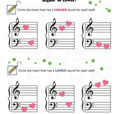 musical alphabet worksheet for valentine 39 s day from fun and learn music free printable. Black Bedroom Furniture Sets. Home Design Ideas