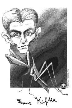 Franz Kafka, του Βαγγέλη Παυλίδη