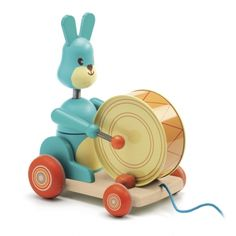 Bunny Boum dragleksak