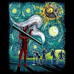 Deadpool He Did It T-Shirt