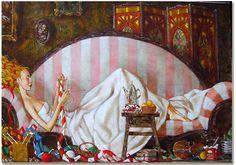 L'atelier de Leonor » Roman Zaslonov