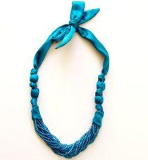 Anthropologie Inspired Limitless Strands Necklace | AllFreeJewelryMaking.com