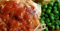 This Instant Pot Chicken Parmigiana freezer recipe would be my claim to fame in the kitchen! It is rich and simple!
