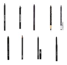 "The Drugstore Princess — Battle Of the Eyeliners: ""Smudge-Proof"" Pencils, prestige brands"