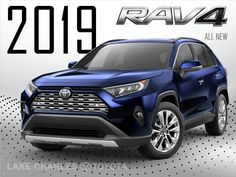 The original crossover just got better. The 2019 Toyota has been completely redesigned to make it the most powerful, most fuel efficient, and the safest to date, and they're in stock now at Lake Charles Toyota. Safest Suv, 2019 Rav4, Toyota Rav4 Hybrid, Lake Charles, Luxury Suv, Baby Winter, Pickup Trucks, Crossover, Cars For Sale