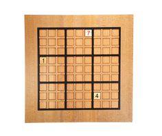 A luxe version of his newspaper addiction. Sudoku set, $49.95; eddiebauer.com. Greg Marino/Studio D  - Redbook.com