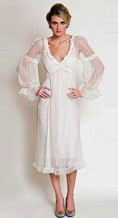 Victorian princess fairy tale sexy wedding 1930 retro style dress al-7803 by nataya