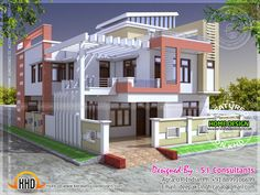 cool Contemporary Home Designs India - Stylendesigns.com! | Exterior on house designs in seychelles, concrete in india, house designs in asia, urban houses in india, house designs in argentina, fancy houses in india, house designs in indian style, house designs in madagascar, house designs in bihar, houses in mumbai india, commercial in india, architects house designs india, house designs in colombia, house designs in zambia, house designs in netherlands, house designs in indonesia, house designs in kenya, garage in india, house designs in nigeria, rich houses in india,