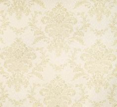 I like how this is muted compared to other Damasks    WALLPAPER SAMPLE Champagne & Sage Green Brocade Damask Vinyl | eBay