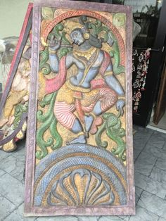 https://www.ebay.com/itm/Vintage-Indian-DOOR-PANEL-Hand-Carved-Krishna-Wall-Sculpture-RUSTIC-LUX-Decor-/222852138450?hash=item33e305c5d2