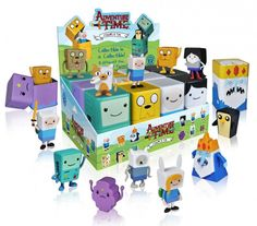 Funko Mistery Minis Adventure Time Serie 1 Vinyl Figure Collectible Tin