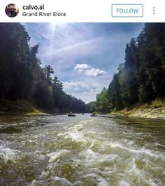 Elora Gorge River, Mountains, Nature, Outdoor, Outdoors, Naturaleza, Outdoor Games, Nature Illustration, The Great Outdoors