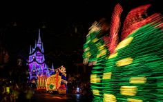 Click to rate Main Street Electrical Parade; David Strom