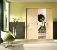 Bartels Doors & Hardware's Premium Wood Doors offer the perfect finishing touch to any space. Interior Design Magazine, Interior Design Quotes, Interior Decorating, Room Divider Shelves, Wood Room Divider, Sliding Room Dividers, Chinese Room Divider, Portable Room Dividers, Rustic Room