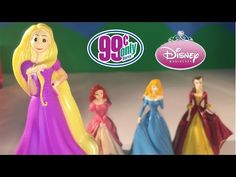 Find Your Inner Princess with Disney Princesses - YouTube Disney Princess Figurines, Little Disney Princess, Ariel, Tiana, Rapunzel, Disney Princesses, Disney Characters, Fictional Characters, Princess Videos