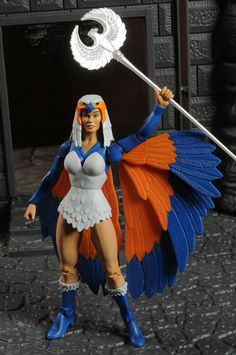 He'man/She-ra Sorceress classic, maybe update outfit some or SP...hmmm.