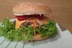 Hamburger Sauce zu Hamburgern, so wie bei McDonalds