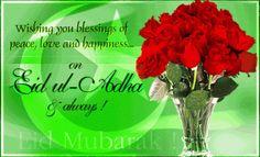 Eid Al Adha Greetings For husband