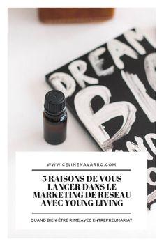 Quand #entrepreunariat rime avec #bienetre : bienvenue dans le marketing de réseau version #huilesessentielles avec #YoungLiving en France! Cool Diy, Young Living, Pinterest Marketing, Coin, Blogging, France, Lifestyle, Instagram, Welcome