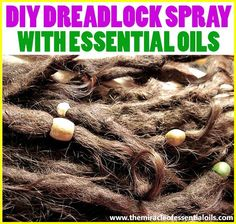 Looking for a natural way to care for your locs? Try this cheap, easy & effective DIY essential oil spray for dreads! Caring for dreads isn't as hard as you may think. One way to keep your locs smelling clean & fresh is by using this DIY essential oil spray for dreads! Its purpose is …