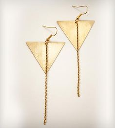 Piza Earrings by Salty Fox Jewelry on Scoutmob Shoppe