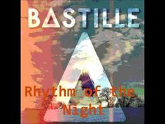 lyrics bastille the night