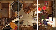 fotos tomadas desde la parte más vulnerable de una habitación por Michael Rohde