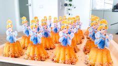 assepoester prinses cupcakes maken