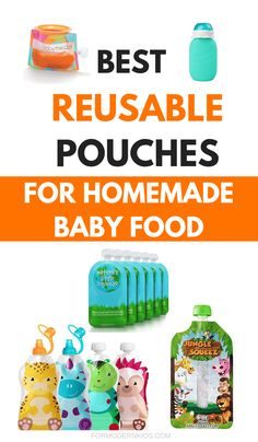 Fill N Squeeze Weaning Pouch Filling System With Re-usable Pouches For Weaning Feeding Moderate Price