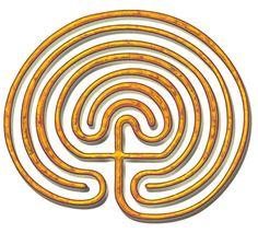 labyrinth by Tom Butler #TB #Technoglyf