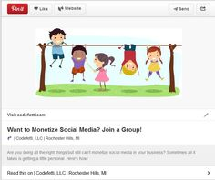 How to set up article rich pins with yoast seo plug-in   Pinterest Article-Rich Pin Example