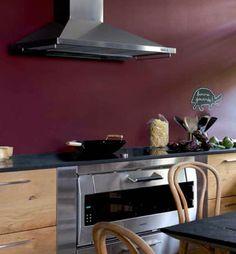 Credence cuisine sur pinterest conception de cuisine cuisine ikea et d co - Peinture credence v33 ...