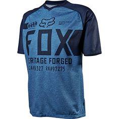 225d0f5a5 Amazon.com   Fox Men s Indicator Shorts Sleeve Jersey Heather   Sports    Outdoors