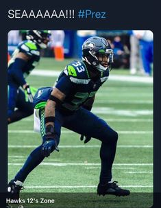 Seahawks Football, Jamel, Fitness, Safety, Type, Security Guard