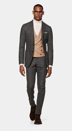 Business Casual Men, Men Casual, Suit Supply, Slim Fit Jackets, Inspiration Mode, Stylish Men, Havana, Mens Suits, Casual Looks