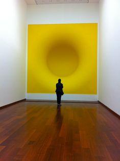 Anish Kapoor- yellow