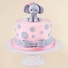 32+ Elegant Picture of Elephant Birthday Cake Elephant Birthday Cake Pink Elephant Cake Party Ideas Pinterest Cake Elephant Cakes #HappyBirthdayCakePic