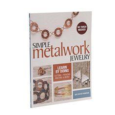 Simple Metalwork Jewelry, Book  #jewelrydesigner #jewelrymaking Rio Grande Jewelry, All Things New, Jewelry Making Supplies, Jewelry Findings, New Product, Metal Working, Jewelry Design, Gemstones, Learning